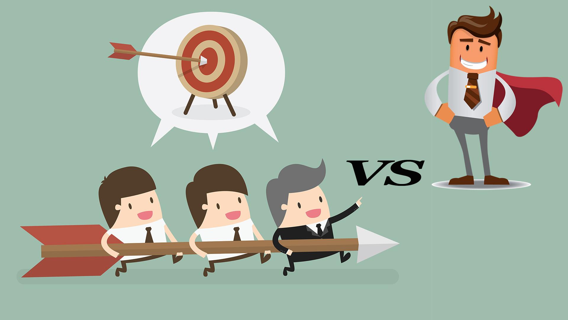 Team vs Solo: strumenti utili per un lavoro migliore