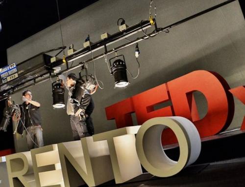 TEDx Trento – Prove di volo