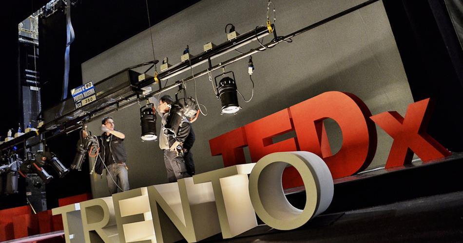 Tedx Trento 2016