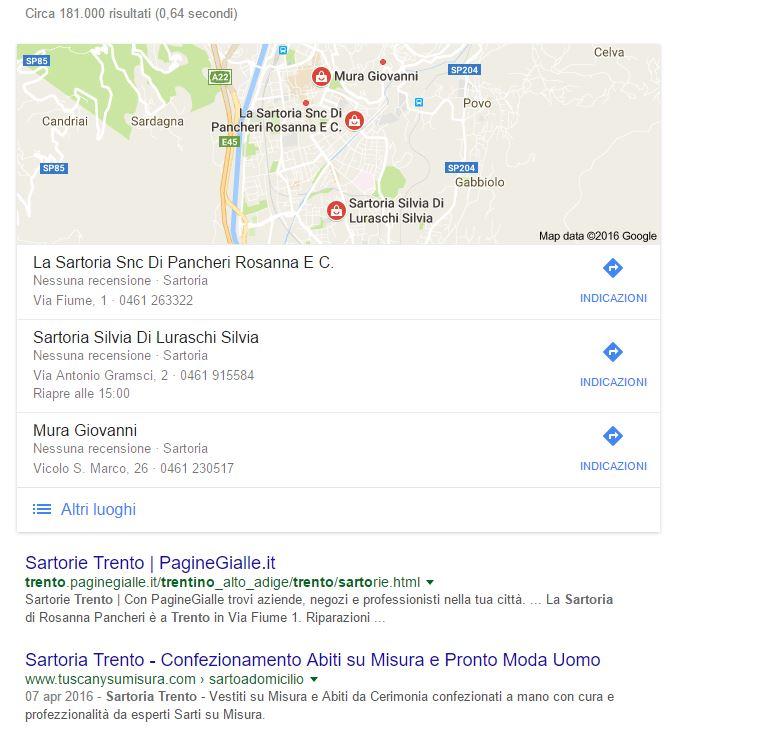 Sarti Trento - Essere online è vitale - Il Bloggone.it